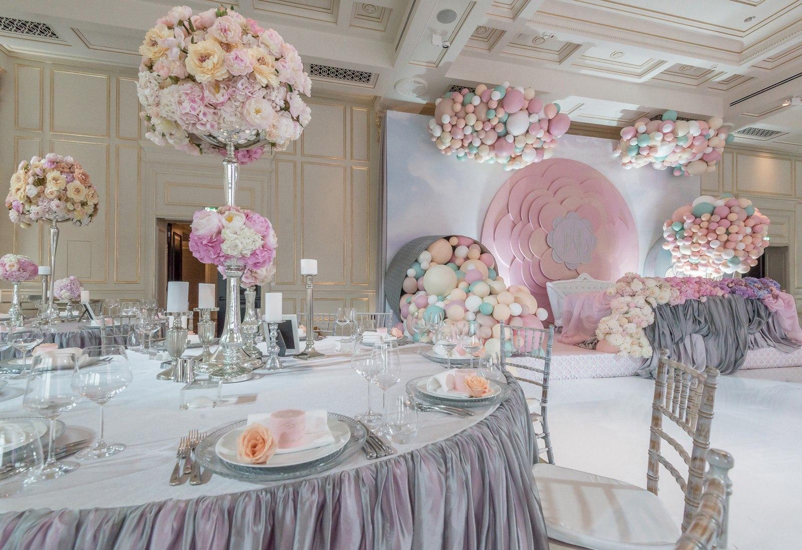 7cR URkv5kQ - Правила декорирования столов на свадьбе