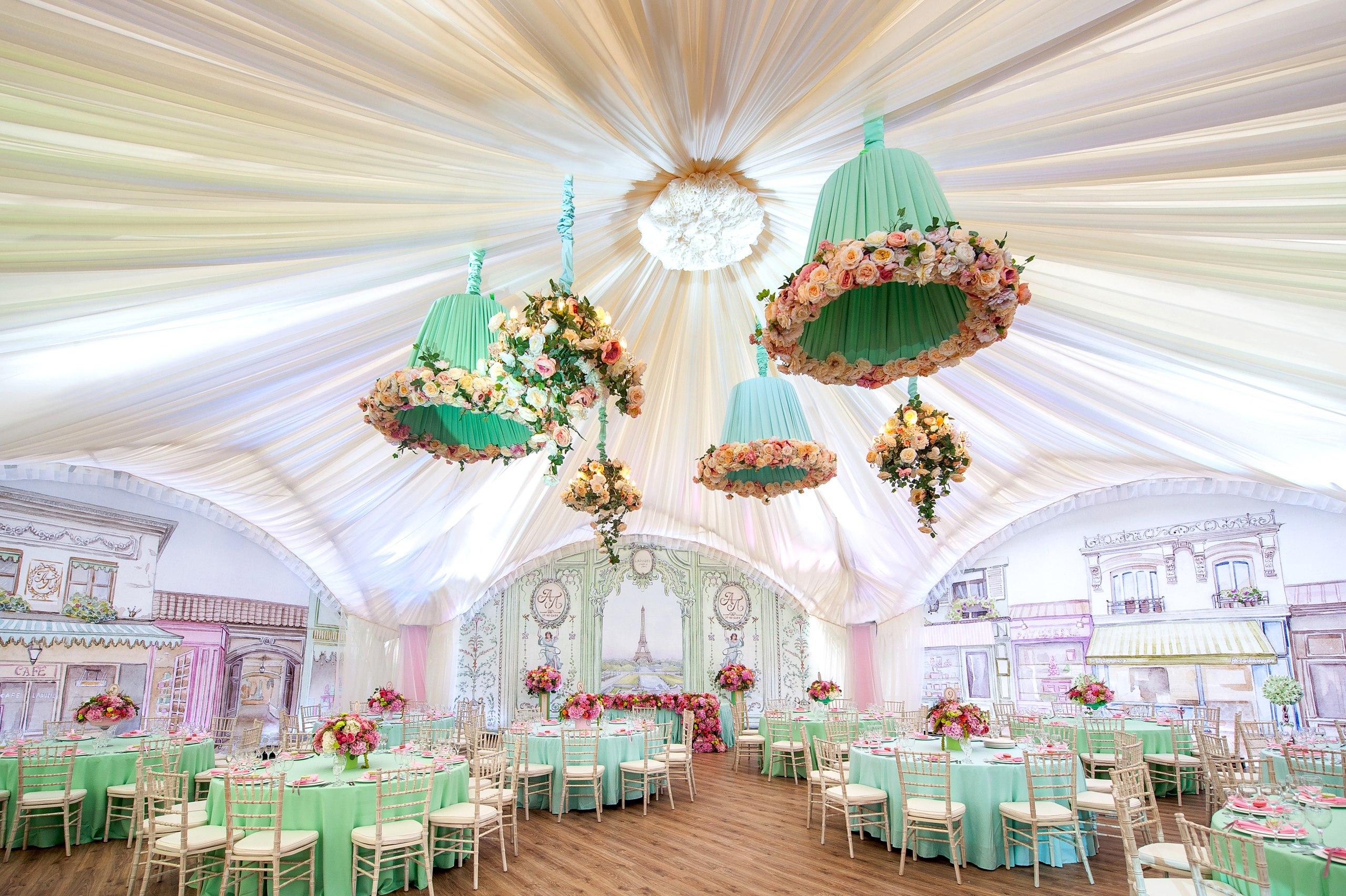 KNHU2x2MGaY - Правила декорирования столов на свадьбе