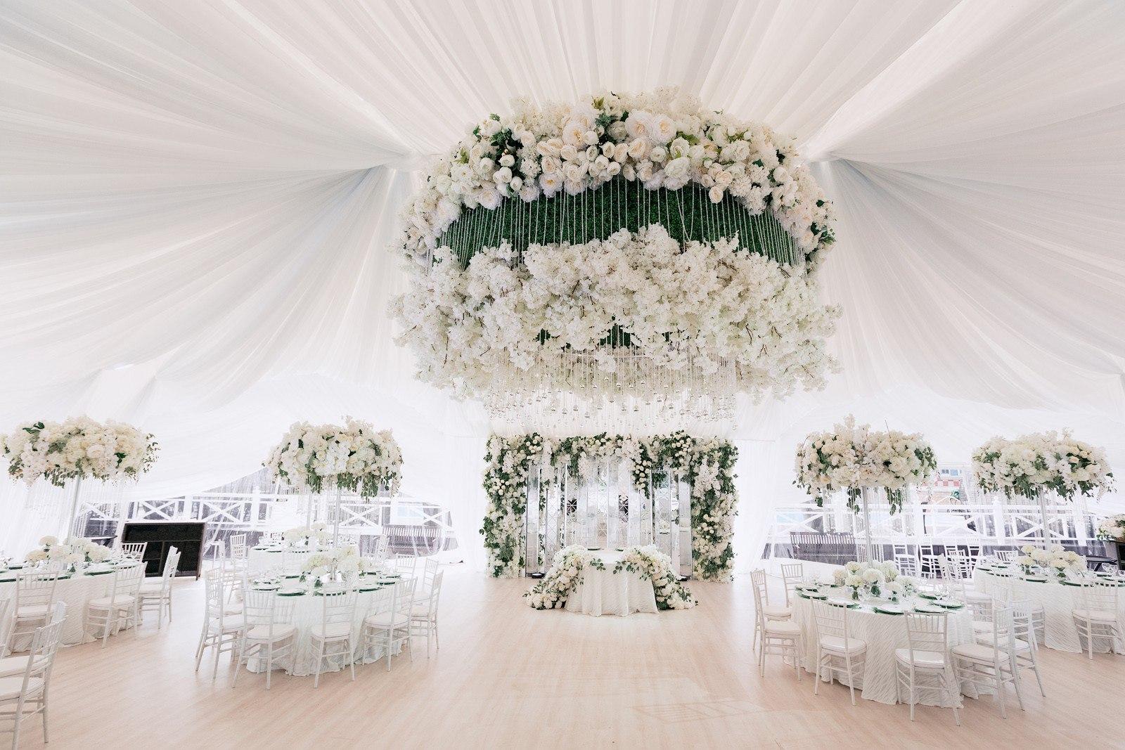 lZh3A3F5Dn8 - Правила декорирования столов на свадьбе