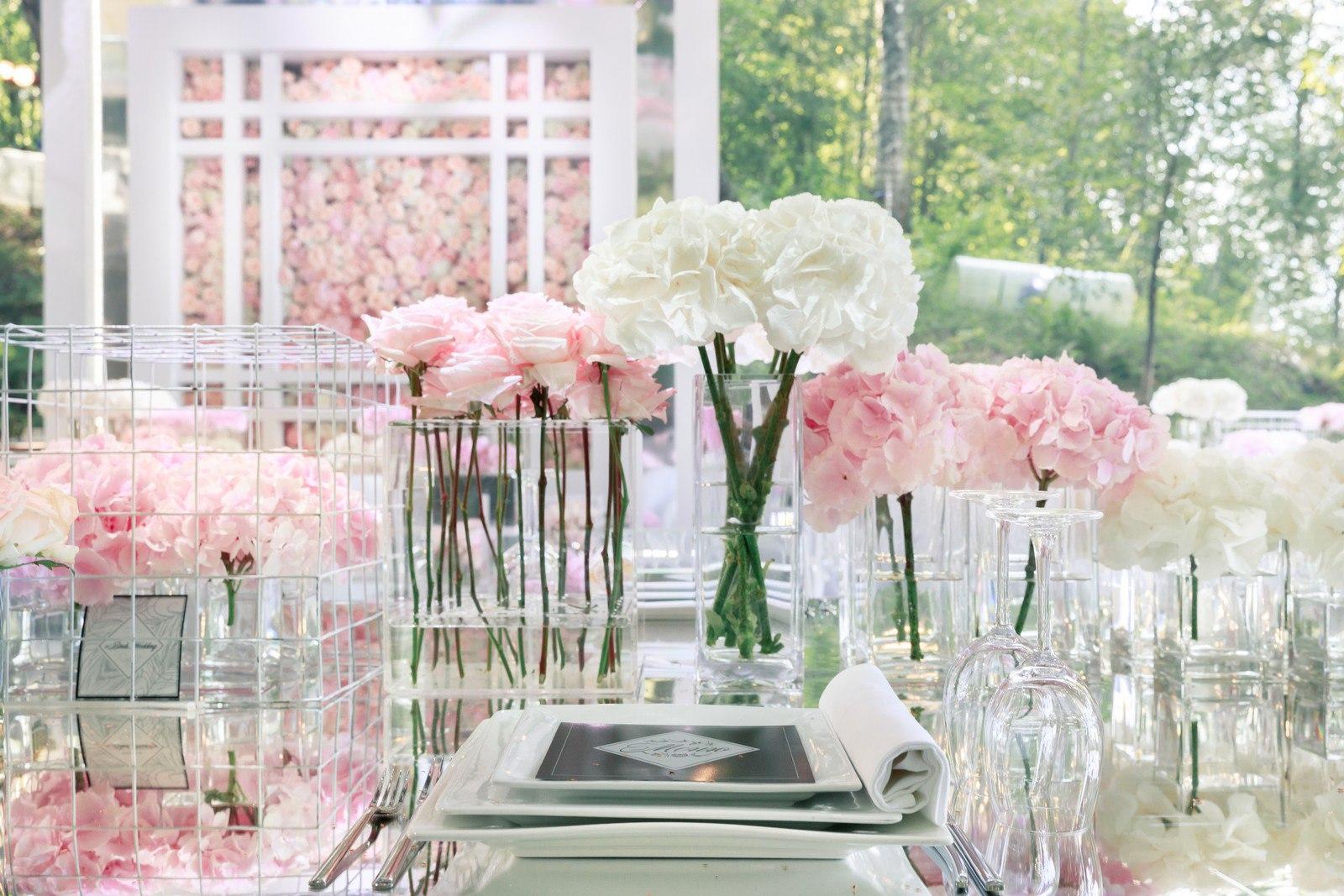 gkUxMIR0DRY - Правила декорирования столов на свадьбе