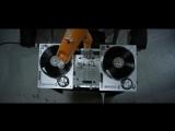 Nigel Stanford - AUTOMATICA 4k - Robots vs. Music-2017