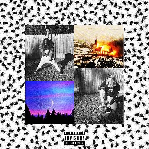 $uicideboy$ альбом Dark Side Of The Clouds