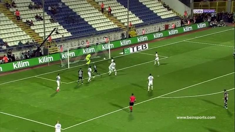 Lig Özetleri 2017 2018 Sezonu 02 Hafta Kasımpaşa 2 2 Beşiktaş