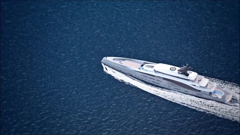 Oceanco Project Stiletto