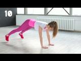 Как похудеть без тренажеров Интервальная тренировка в домашних условиях [Workout