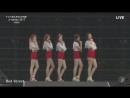 Red Velvet  - Rookie @ M-ON a-nation 2017 170826