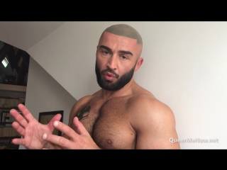 An exclusive interview with gay porn star françois sagat