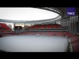 Стадион ЧМ-2018 в Екатеринбурге полностью построен