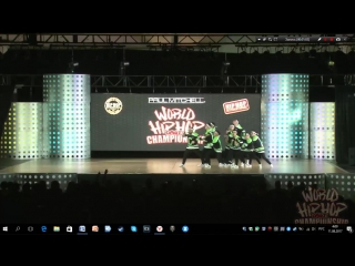 Connection (Mexico) HHI SemiFinals