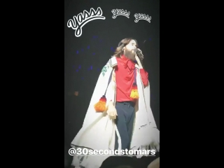 30 Seconds To Mars | Up In The Air (KROQXMAS)