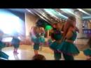 Танцевальная школа искусств Luxury of art группа Victory красивый танец Тропическая лихорадка Вероничка танцуетДень