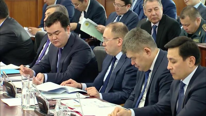 Мемлекеттік қызмет көрсетулерді автоматтандыру және оңтайландыру туралы А Оспанов