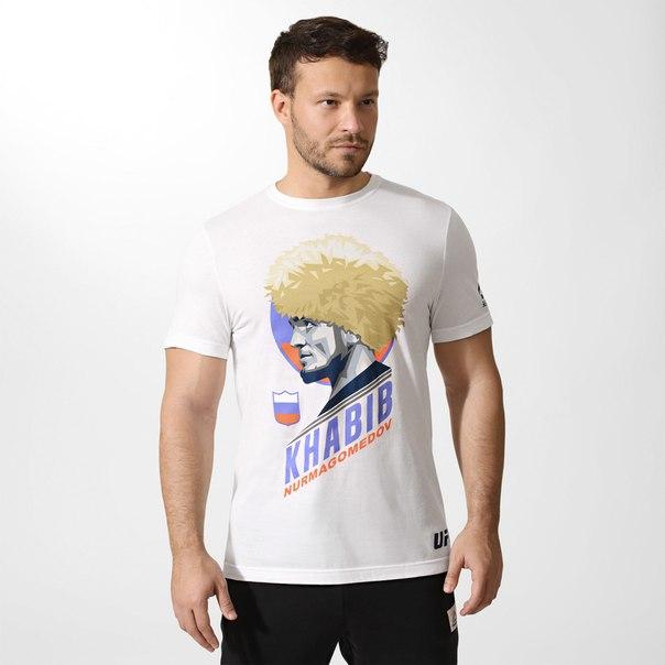Спортивная футболка UFC Khabib Nurmagomedov