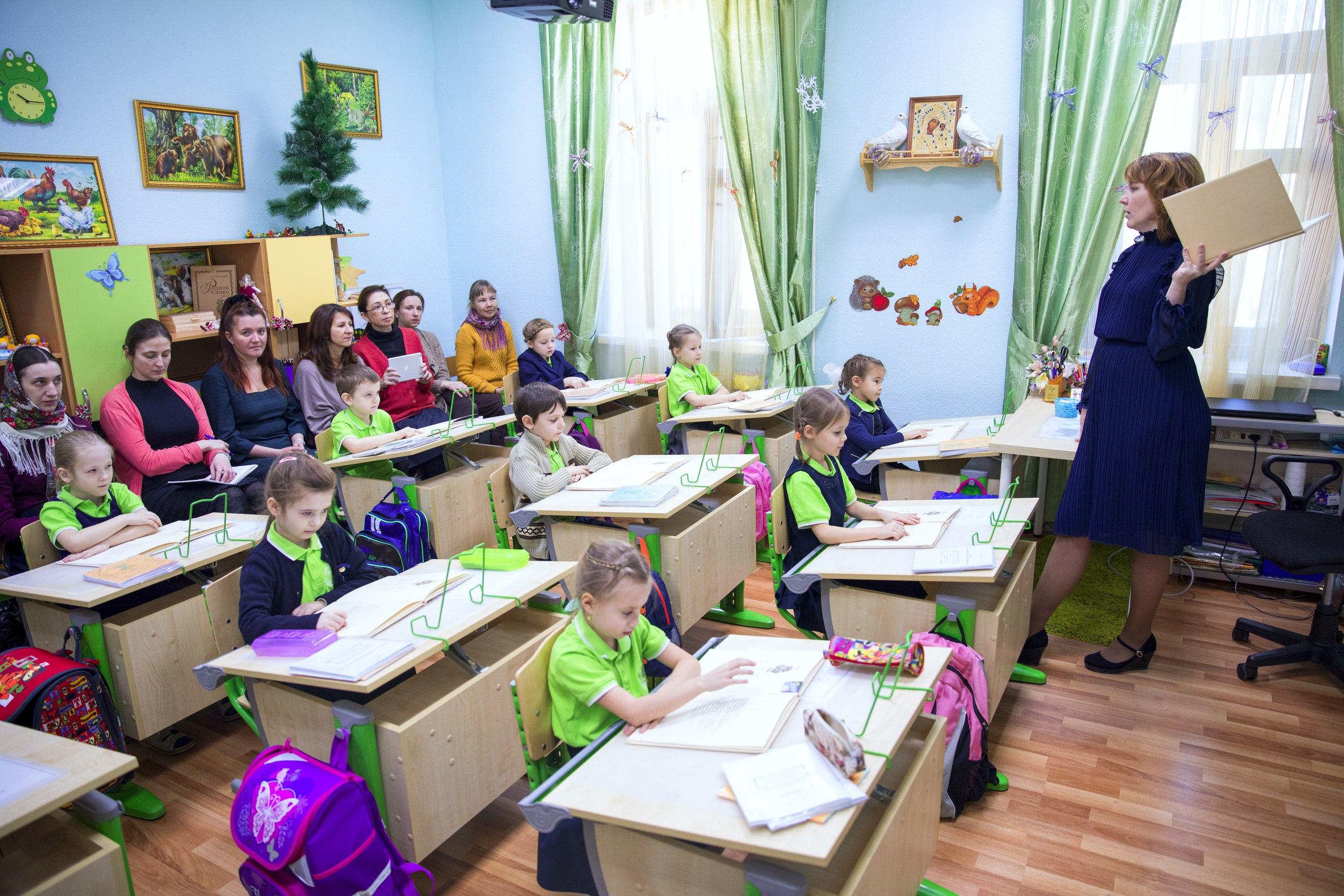 В православной гимназии Казани организовали дни открытых дверей