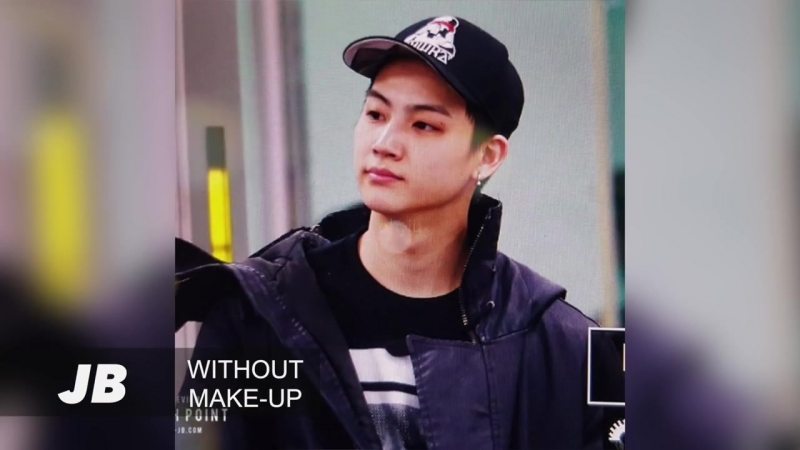 No Make-Up GOT7!.mp4