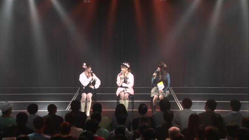 171102 NMB48 Stage N4 Mokugekisha. Matsumura Megumi Sotsugyou Happyou