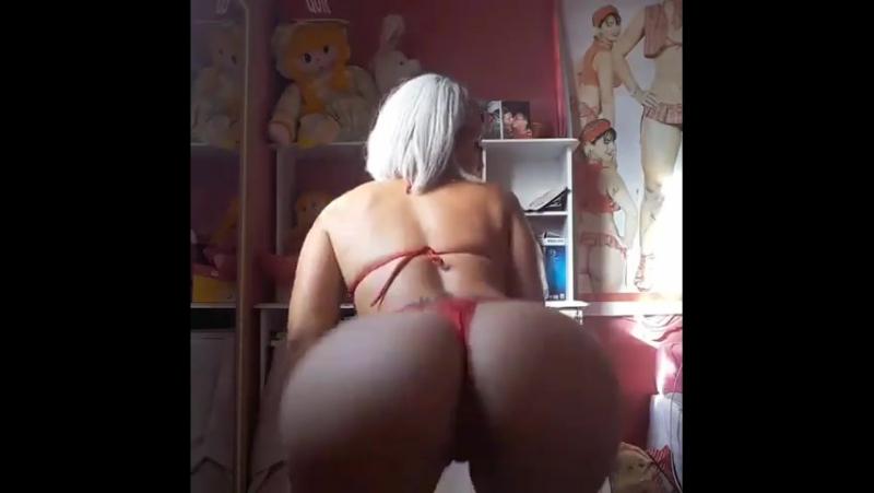 Попка жопа тверк вирт стриптиз попа сиськи телка xxx porn видео частное домашнее