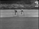 The Penny Farthing Bike 1928
