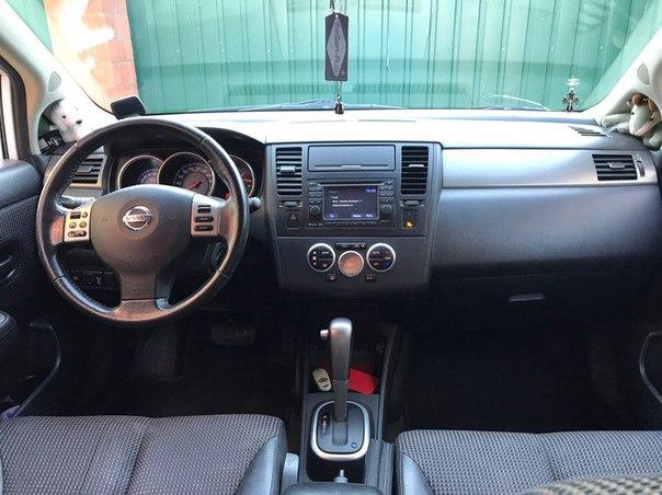 Nissan Tiida 2012. Отличный, надежный, экономичный автомобиль в хороши
