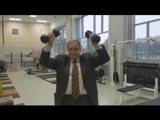 Гантельки. Подготовка к дебюту в любительском спорте. ч.4