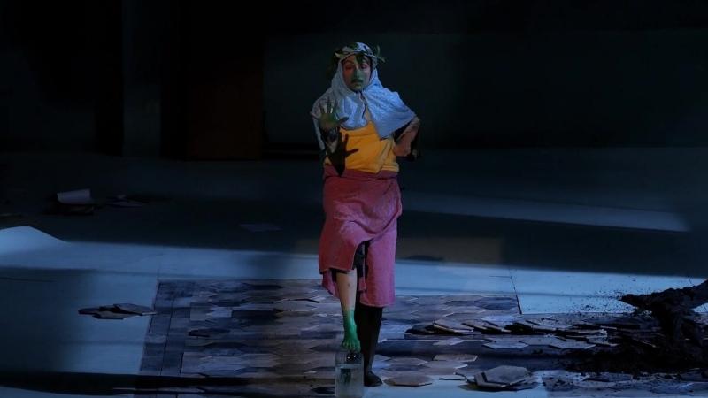Жанна д'Арк на костре - Лионская опера