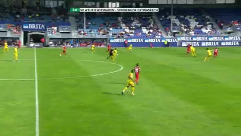 Highlights SV Wehen Wiesbaden vs. SG Sonnenhof Großaspach