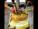 Пассивирование каркасов по технологии SAE