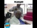 не стоит пугать парикмахера за роботой