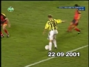 TSL 2001-02 _ Galatasaray VS Fenerbahçe _ Özet