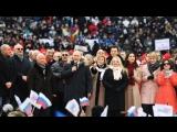 Исполнение гимна России Владимиром Владимировичем Путиным