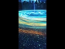 Германия лазерное шоу