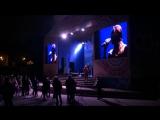 A million voices - Полина Гагарина (поет Виктория Райкина, cover) -- День города -- Концерт в Москве