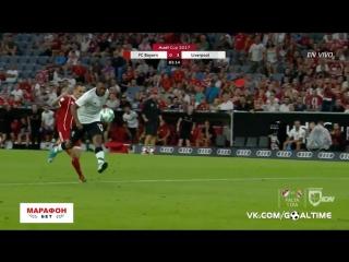 Бавария - Ливерпуль 0:3. Дэниэл Старридж