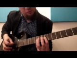 String skipping etude(скачки через струны например)