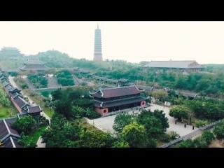 Hoa Lu Ancient Capital - Ninh Binh - Vietnam