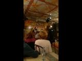 Виктория Кныш в арт-кафе