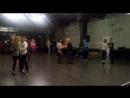 Bachata sensual, уровень intermedia, школа танцев DanceFirst, Александр Костенко.