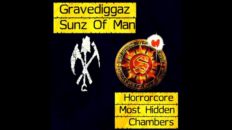 Sunz Of Man - Sun of the Galaxy (Original version of Death Be The Penalty) [RARE]