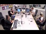 Участники ММС в студии Радио Сибирь
