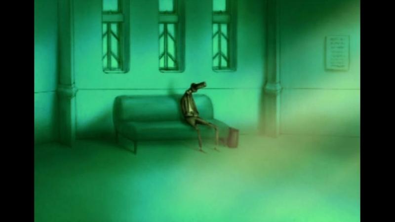 Дневник путешественника (6) Цветок и дама (Дневник Тортова Роддла) Кунио Като / Kunio Kato (рус.суб)