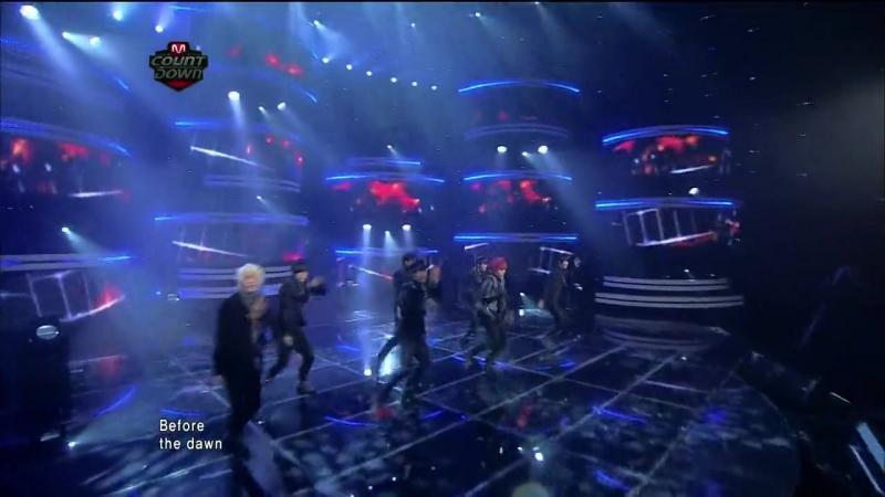 110113   Infinite - Hysterie BTD   M!Countdown