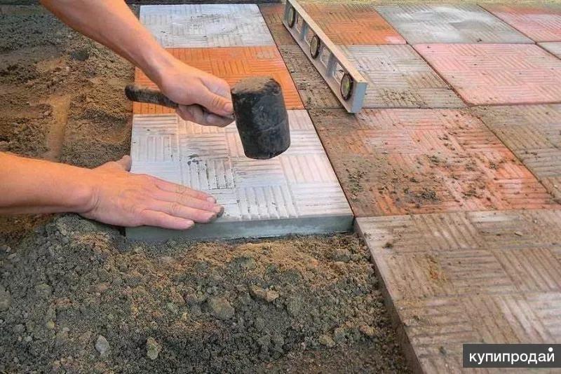 Тротуарная плитка: как сделать, выбрать, уложить?