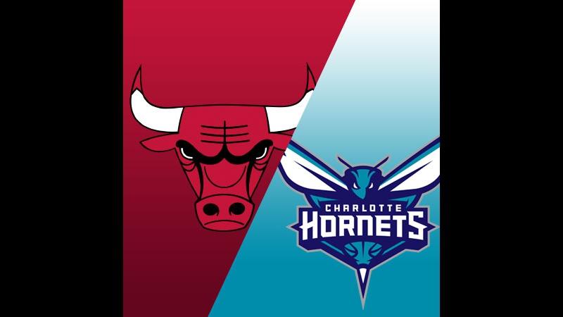 NBA 2017-2018 / RS / 08.12.2017 / Chicago Bulls @ Charlotte Hornets