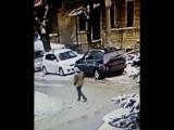 Угнали машину по адресу Мясникова 54 - 02.03.18 - Это Ростов-на-Дону!