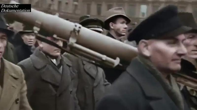 Последние дни Третьего Рейха, оборона Берлина (Немецкая документалистика 1945 г.