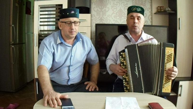 Галиахмат Шамсутдинов шигере,Ильдузар Замалеев коенэ язылган Мэхэббэт уты дигэн жыр
