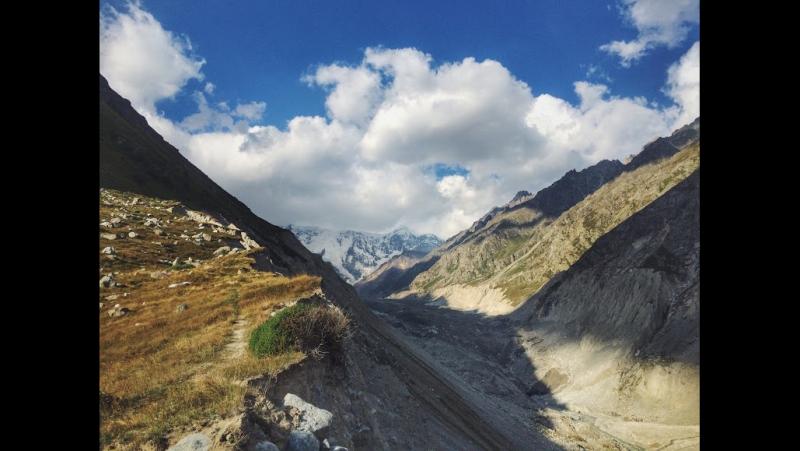 Кавказ Альплагерь Безенги 2017