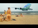Aeroporto St Maarten ✱ Incríveis Aeronaves AirBus Boeing 747 USAF C 17 F AZKU