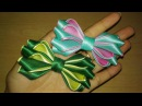 DIY Cara Membuat Cute Bow 10 🎀 Tutorial By Lista Tsurayya