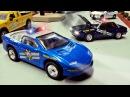 Полицейская Машина Авария на дороге Мультик Машинки Видео для детей 2017